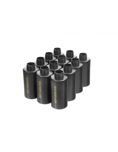 PACK 12 COQUES CYLINDRIQUES GRENADES...