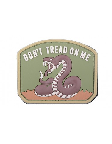 PATCH DON'T TREAD ON ME