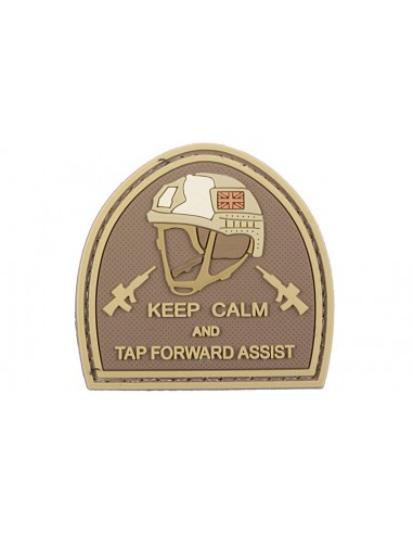 PATCH KEEP CALM AND TAP FORVARD ASSIST
